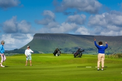 Rosses Point (County Sligo) Ninth Green