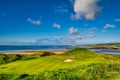 The eight at Lahinch