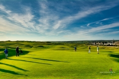 The Eighteenth at Lahinch