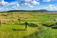 The Fourteenth tee at County Sligo