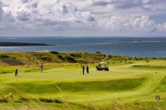 The Fourth Green in County Sligo