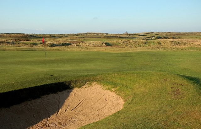 Prestwick home of the first Open Championship
