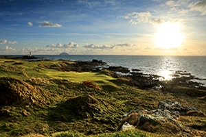 11th at Turnberry Ailsa