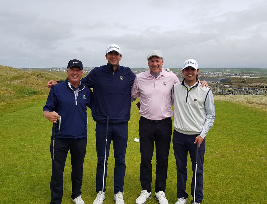 Clients picture in Ballybunion