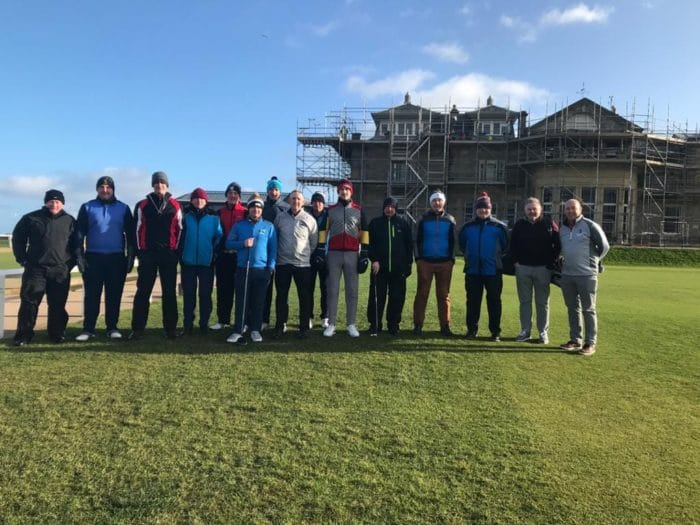 Golf at St Andrews