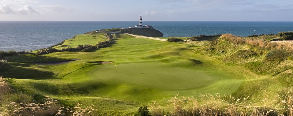 The Fifth Hole at Old Head